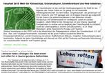 GRÜNE/Grüne Liste - kommunaler Newsletter