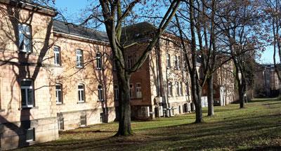 Ehemalige »HuPFLA« Erlangen