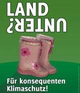 Wahlplakat der Grünen Liste