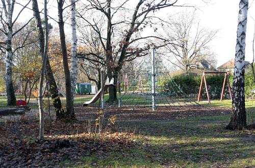 Spielplatz Komotauerstr.