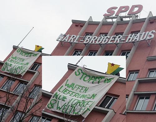 YPG Performance am 3.2.18 in Nürnberg
