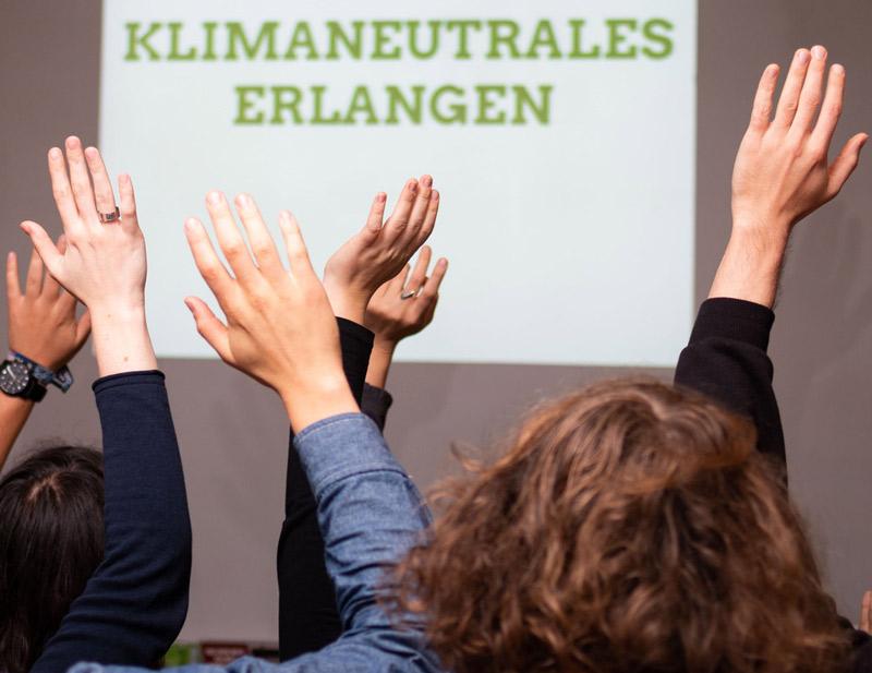 Klimaneutrales Erlangen
