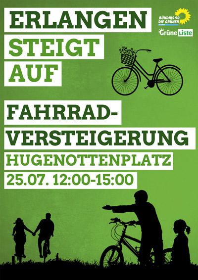 Erlangen steigt auf