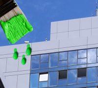 Greenwashing Erlanger Rathaus