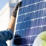 Solarstrom auf dem Westbad