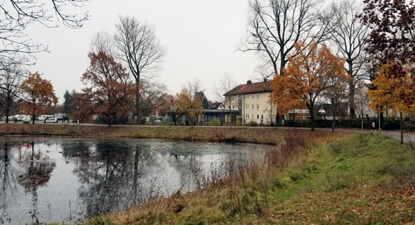 »Sparkassenweiher« in Alterlangen