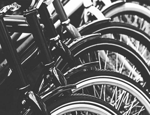 GRÜNE/Grüne Liste beantragen Bikepools an Schulen