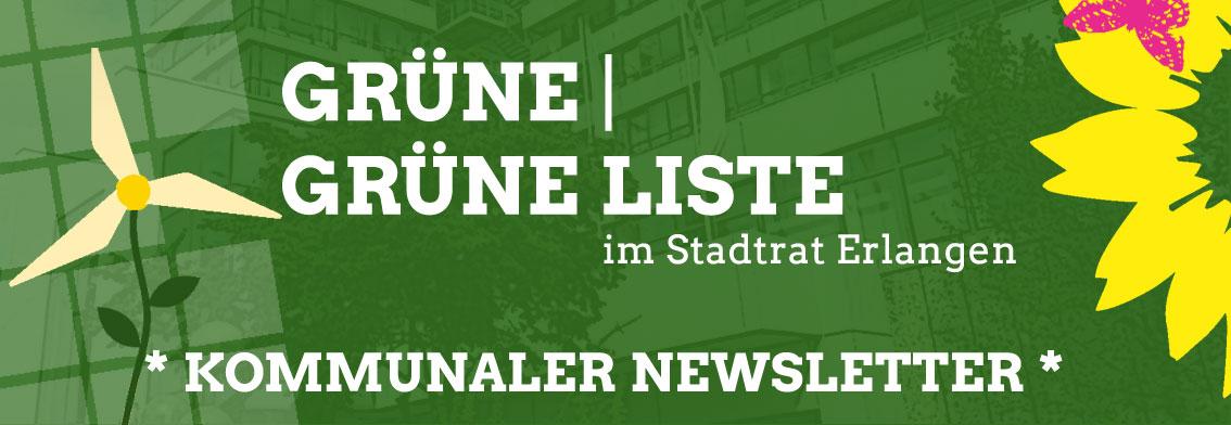 Newsletter GRÜNE/Grüne Liste