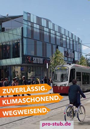 Stadt-Umland-Bahn - moderne Mobilität für Erlangen