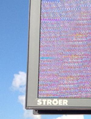 Digitale Werbetafeln ohne Stadtratsbeteiligung genehmigt